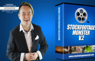 Review #1012: Stock Footage Monster V2.0