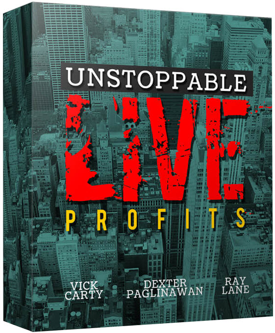 Unstoppable Live Profits Interview