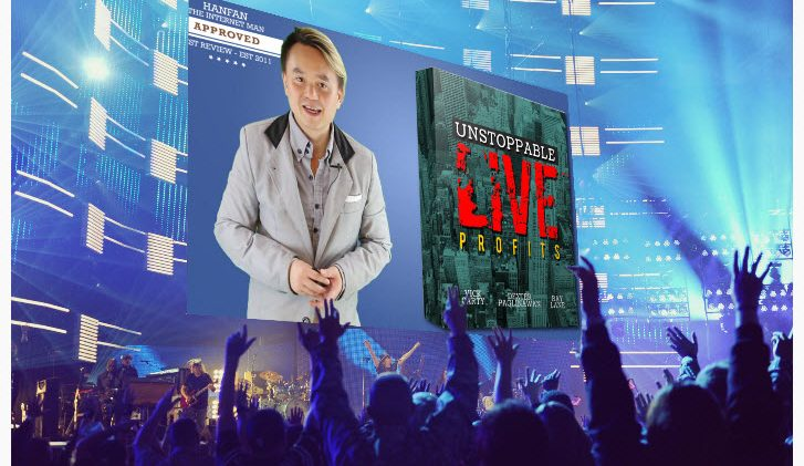 Review #1157: Unstoppable Live Profits Review