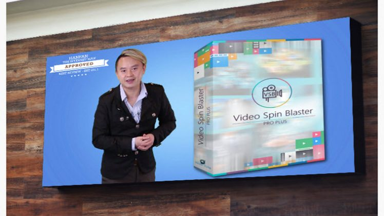 Review #1203: Video Spin Blaster Pro Plus Review