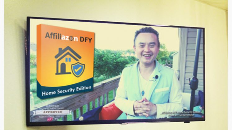 Review #1436: Affiliazon DFY Home Security Edition Review
