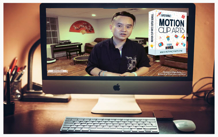 Motion Clip Arts Review