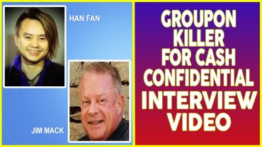 Interview #1203: Groupon Killer For Cash Confidential Interview