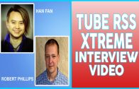 Interview #1202: Tube RSS Xtreme Interview