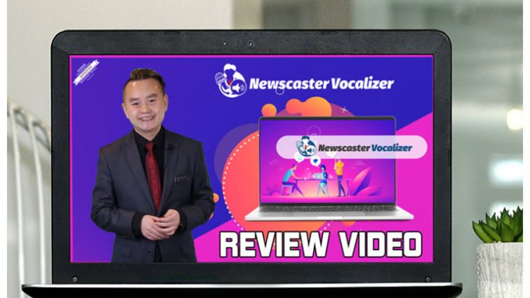 Review #1795: NewscasterVocalizer Review