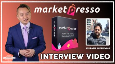 Interview #1212: MarketPresso Interview